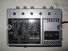 PHILIPS AMP9201 AMPLI MULTIBANDE 44dB 5 ENTREES AMP 9201/11 MDS