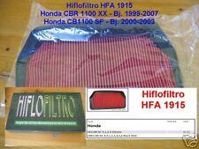 Filtro de aire Honda CB 1100 SF,CB1100SF,X-11,X11,SC42,HFA1915,Hiflofiltro