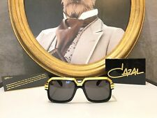 Cazal 660/3 Sunglasses Sonnenbrillen Gold 24Kt Limited Edition N. 142/499