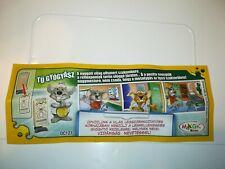 KINDER mouse Doctors - DC 127cartina bpz  N°1