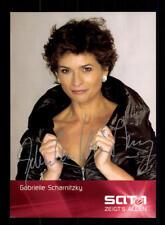 Gabrielle Scharnitzky Verliebt in Berlin Autogrammkarte TOP ## BC 111599