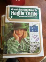 LIBRO: 1978 - GRANDE ENCICLOPEDIA DELLA MAGLIA E DEL CUCITO CURCIO EDITORE