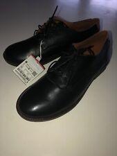 Zara Boys Leather Schoes Uk 4