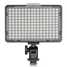 Photo Studio 176 LED Bright Dimmable On Camera Video Light W/ 1/4-inch Mount