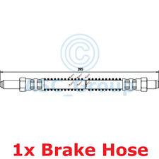 APEC BRAKING 395mm Scheibe Bremssattel flexibel GUMMISCHLAUCH hos3100