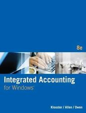 Integrated Accounting [with General Ledger CD-ROM]
