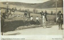 More details for ashkirk between hawick & selkirk. duke of buccleuch's foxhounds by mcnairn.