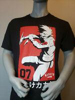 Naruto Shirt Naruto Shippuden Anime Clothing Otaku Manga Anime Boruto T-Shirt XL