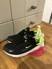 UK Men's Women's Air Max 270 Running Sports Trainers Sneakers Air Cushion Shoes
