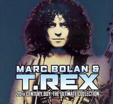 20th Century Boy: The Ultimate Collection by Marc Bolan & T. Rex (CD, Aug-2002,