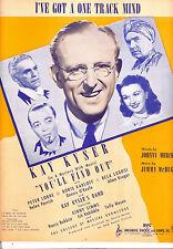 "YOU'LL FIND OUT ""I've Got One Track Mind"" Boris Karloff Bela Lugosi Peter Lorre"