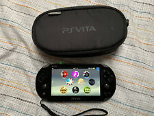 PS Vita....8gb Memory Card And Soft Cover Case With Minecraft Game