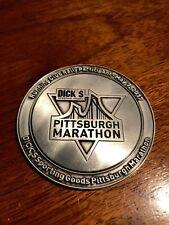 2017 Pittsburgh Marathon Medal Brand New