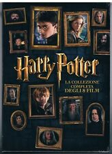 Warner Home Video Harry Potter complete Collection DVD 2d inglese Edizione ordin