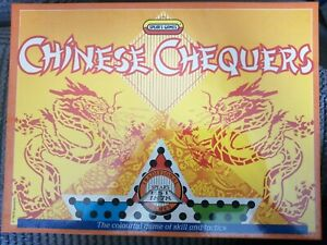CHINESE CHEQUERS Spears Games 1990 Vintage Board Game Classic Checkers SEALED