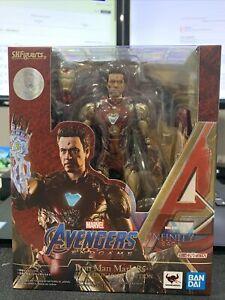 S.H.Figuarts Iron Man Mark 85 I AM IRON MAN EDITION Avengers End Game SHF USA