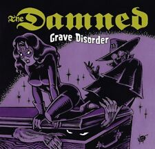 The Damned - Grave Disorder  CD  PUNK  NEW SEALED Dave Vanian Captain Sensible