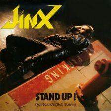 JINX - Stand Up! (For Rock'n'Roll Power) (NEW*LIM.500*FRAU HEAVY METAL ANTHOLOGY