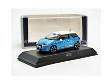 Voitures, camions et fourgons miniatures bleus Citroën 1:43