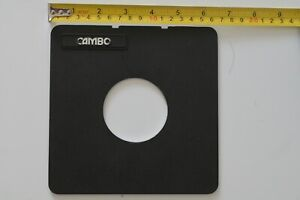Cambo Monorail flat lens board