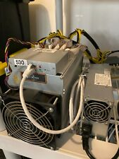 Bitmain antminer L3++ with Power Supply and Custom Firmware