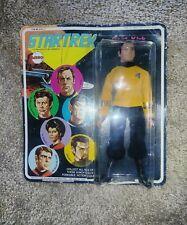 MEGO 1974 Star Trek Motion Picture CAPTAIN KIRK Vintage Figure plain background