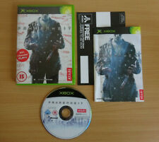 Fahrenheit Xbox Game Complete With Manual FREE POST