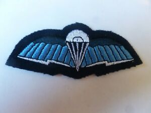 SPECIAL FORCES COMMUNICATORS UKSF ROYAL AIR FORCE QUALIFICATION PARACHUTE WINGS
