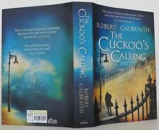 ROBERT GALBRAITH (J.K. ROWLING) The Cuckoo's Calling SIGNED FIRST EDITION