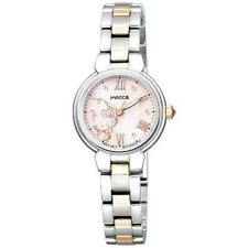 Hello Kitty Pink Gold Watch WICCA CITIZEN