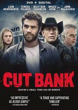 CUT BANK~2015 VG/C DVD~TERESA PALMER BILLY BOB THORNTON LIAM HEMSWORTH