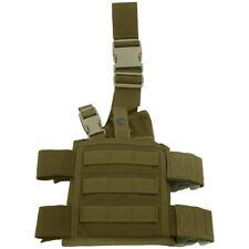 Bekleidung & Schutzausrüstung US Multicam Tactical Tornado Drop Leg Army Holster Pistolman