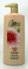 Caress Daily Silk Body Wash with White Peach & Orange Blossom 25.4 Ounce OB