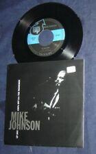 "MIKE JOHNSON ~ 100% / THE REDEEMER 1994 US BROWN TRANSLUCENT VINYL 7"" SINGLE M-"