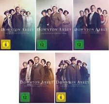 19 DVDs * DOWNTON ABBEY - SEASON / STAFFEL 1 - 5 IM SET (2017) # NEU OVP +