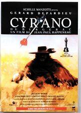 Dvd Cyrano de Bergerac - ed. CVC con Gérard Depardieu 1990 Usato