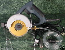 "4-1/2"" Electric WET and DRY MARBLE / MASONRY / TILE CUTTING CIRCULAR SAW UL List"