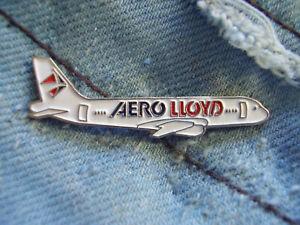 Pin Aero Lloyd Fluggesellschaft Oberursel ehemalige deutsche Airline Frankfurt