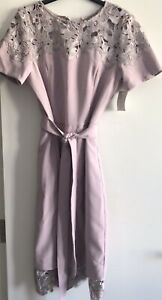Phase Eight Misty Lace Dress, Size 14 Brand New