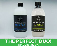 EVEIN Iron Away Bleeding Fallout Remover Alloy Wheel Cleaner &Protector DUO Pack