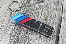 BMW M6 POWER Keychain Motorsport Msport Llavero porta-chaves Schlüsselanhänger