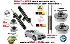 e90 e91 e92 Touring NEUF 2x MAPCO Ressort De Suspension Jeu Set Avant BMW 3