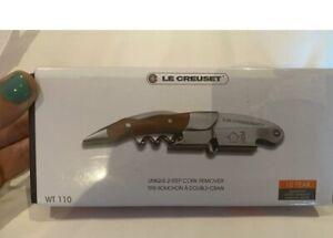 Le Creuset WT 110 Waiters Corkscrew With Wooden Handle