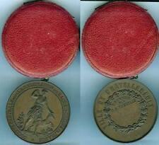 Médaille de table - CHÂTELLERAULT amélioration des races de chiens en FRANCE