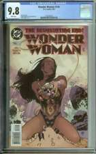 WONDER WOMAN #146 CGC 9.8 WHITE PAGES