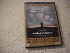 Saving Private Ryan (Dvd, 1999, Special Limited Edition) Hanks, Burns, Damon