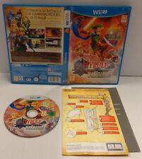 Console Gioco Game NINTENDO WII U PAL ITA - The Legend of Zelda HYRULE WARRIORS