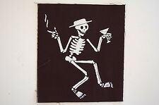 """Social Distortion Cloth Patch Sew On Badge Punk Rock Approx 4""""X4.5"""" (CP84)"""