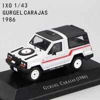 1/43 IXO GURGEL CARAJAS 1986 DIECAST CAR MODEL COLLECTION GIFT
