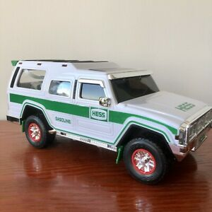 NWB VGT Hess Gasoline Sport Utility Vehicle & Motorcycles HESS 40th Anniversary